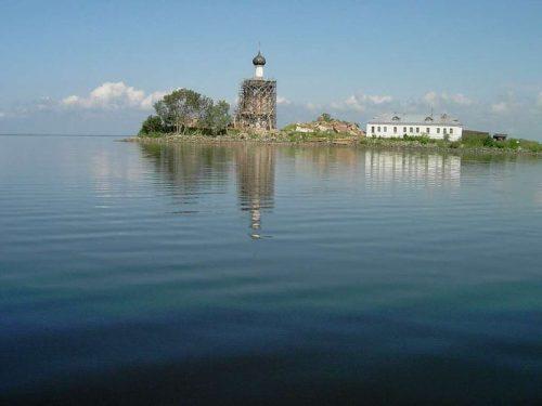 Кубенское озеро