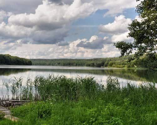 Кусторка озеро