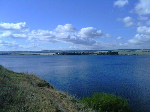 Кутулукское водохранилище