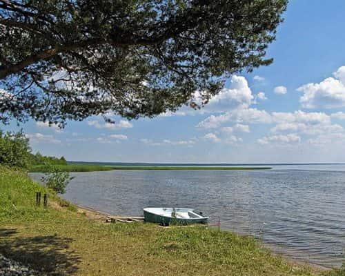 Лёкшмозеро