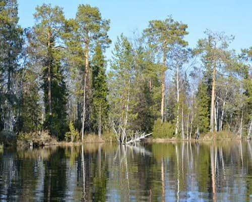 Озеро Лунмич