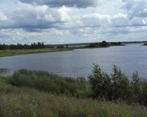 Озеро Меглино