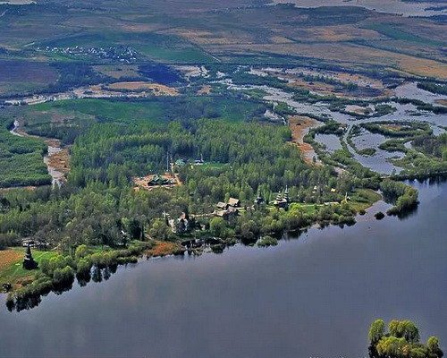 Озеро Мячино