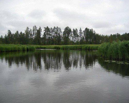 Озеро Нахты