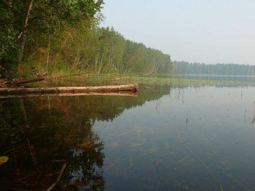 Одгаст озеро