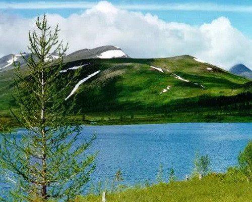 Озеро Паток