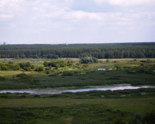 Озеро Перевальное