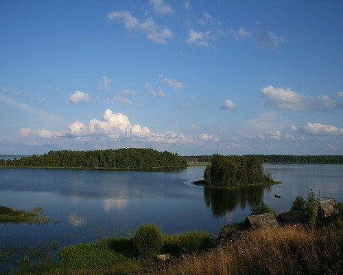Озеро Шлино