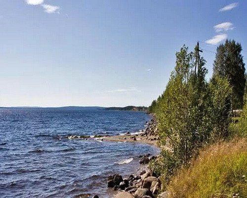 Озеро Среднее Куйто