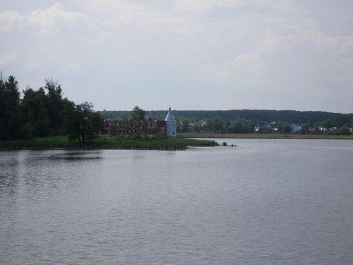 Тосканка озеро