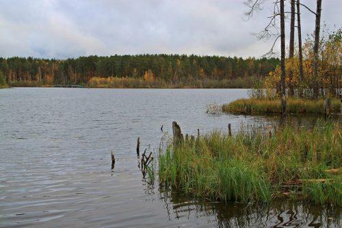 Святое Тумботинское озеро
