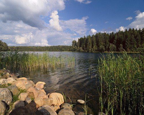 Ужинское озеро