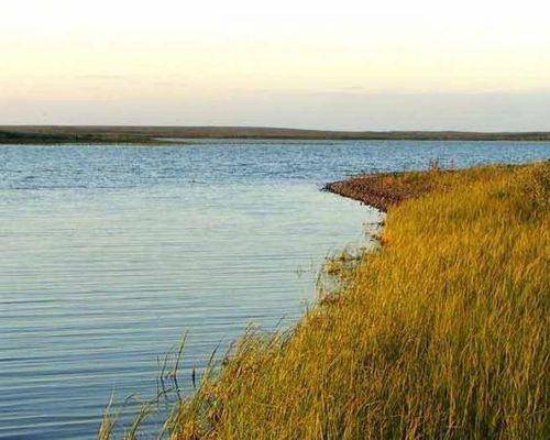 Ванюкты озеро