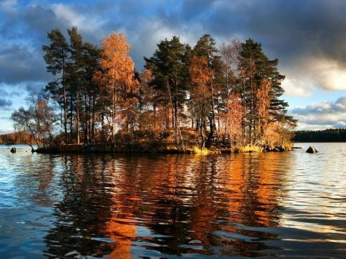 Вуокса озеро