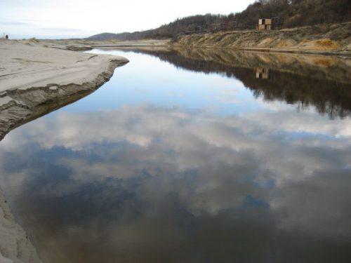 Янтарное озеро