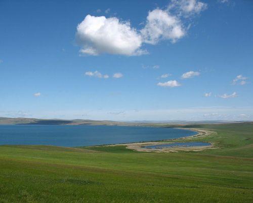 Иткуль озеро (Хакасия)