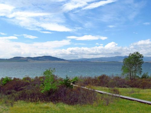Иткуль озеро