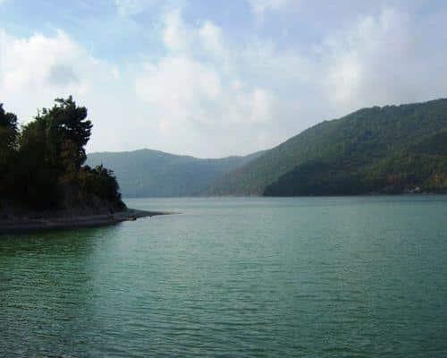 Абрау озеро