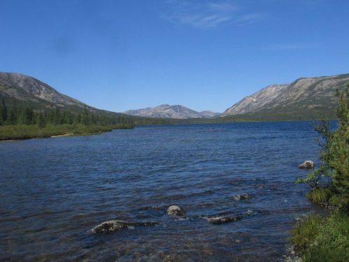 Амут озеро