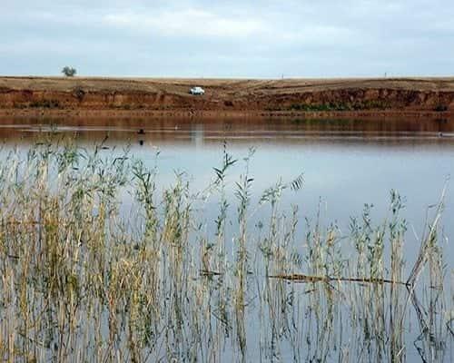 Водохранилище Аршань-Зельмень