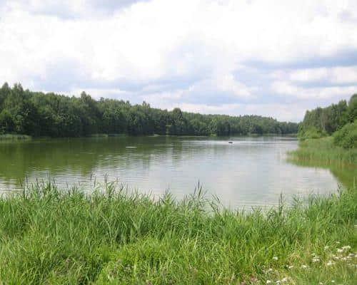 Астраханка озеро