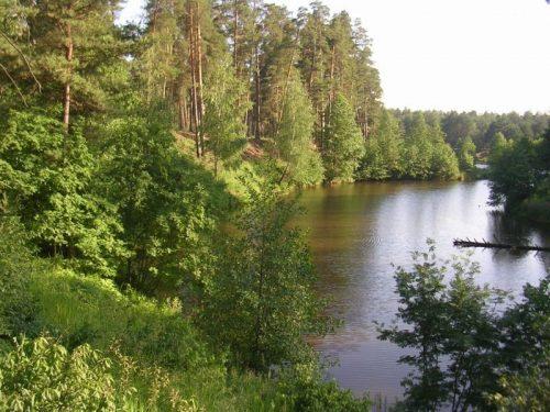 Озеро Астраханка