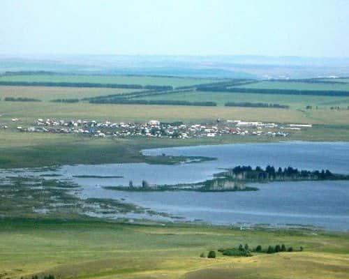 Озеро Атавды