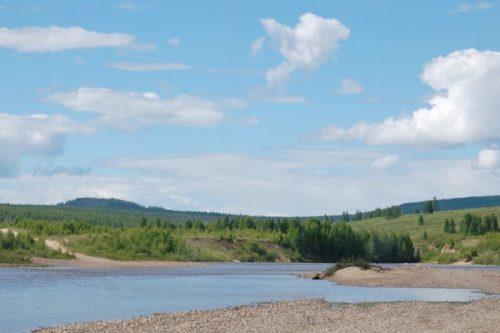 Баунт озеро
