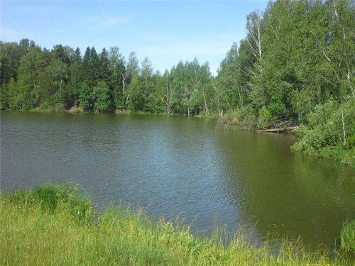Бело-Безводное озеро