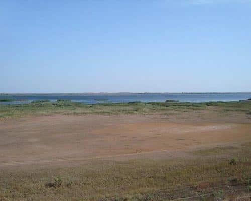 Большой Карабулак озеро