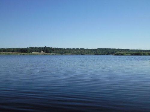 Большое Моховое озеро