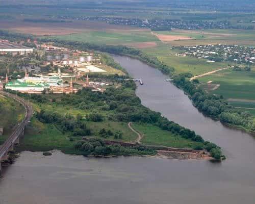 Рыболовные места и приемы ловли в Калужской области