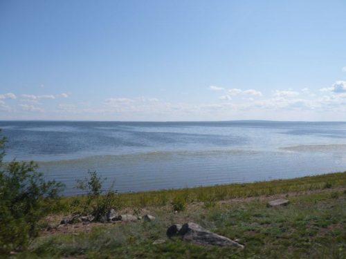 Большое Еравное озеро