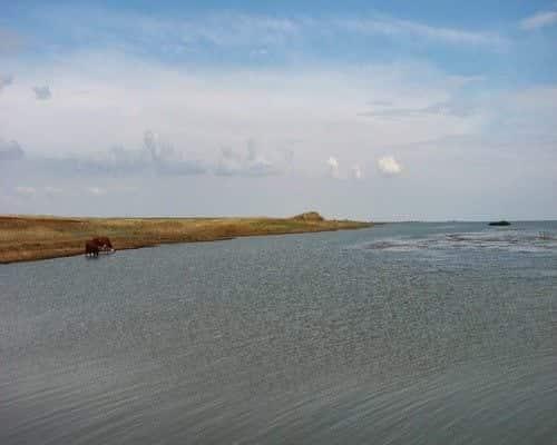 Чограйское водохранилище