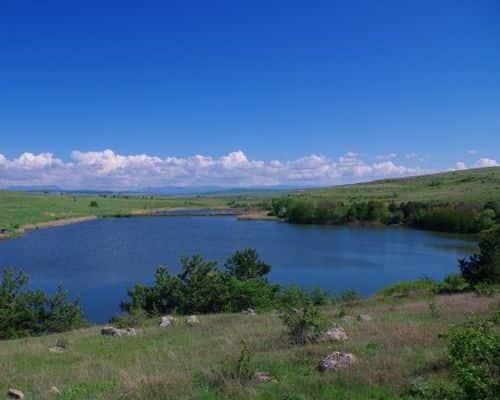 Чокур-Эли озеро
