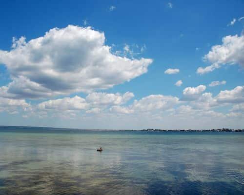 Донузлав озеро