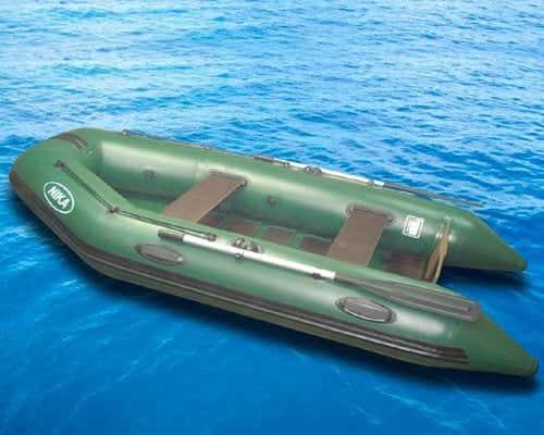 Типы и виды резиновых лодок для рыбалки