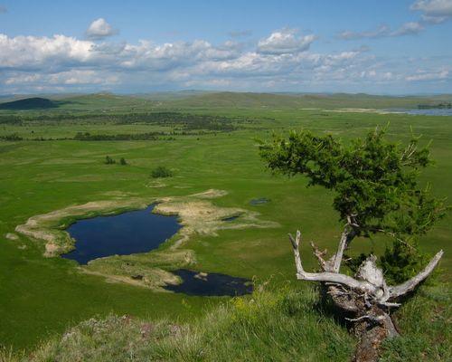 Фыркал озеро