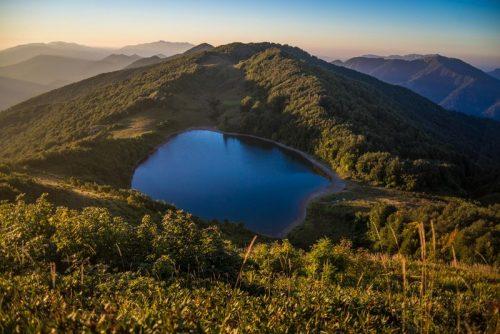Хуко озеро