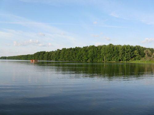 Инерка озеро