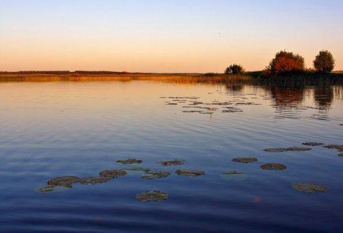 Жегалово озеро