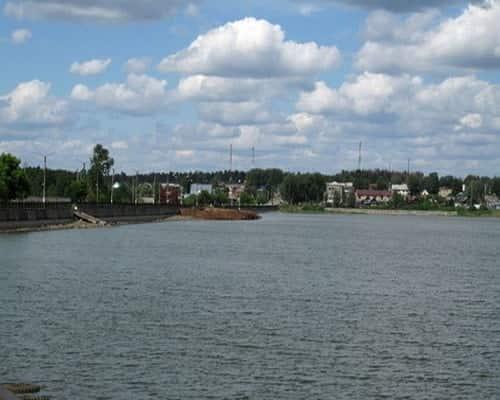 Камбарский пруд