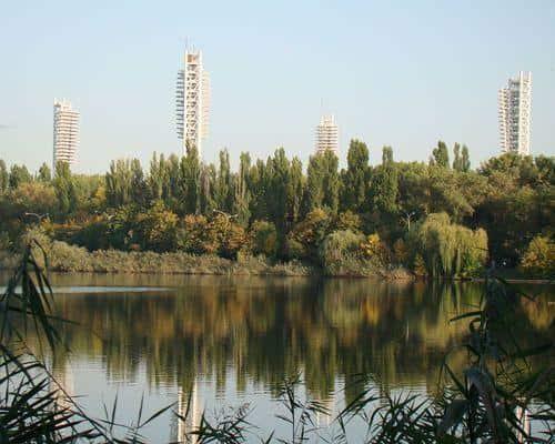 Карасун озёра