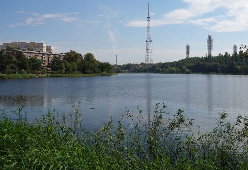 Карасун озера