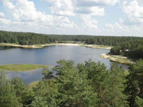 Озеро Когояр