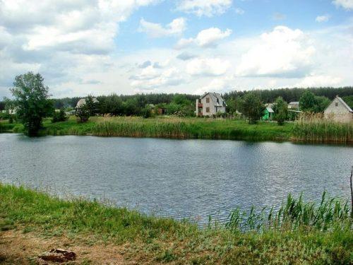 Кривенькое озеро