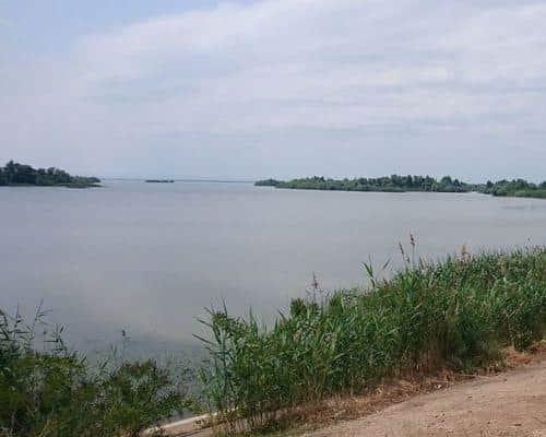Крюковское водохранилище