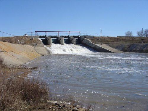 Лебедевское водохранилище
