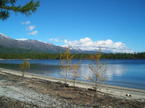 Большое Леприндо озеро