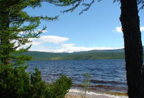 Леприндокан озеро